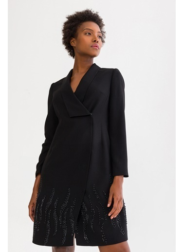 Love My Body Elbise Siyah